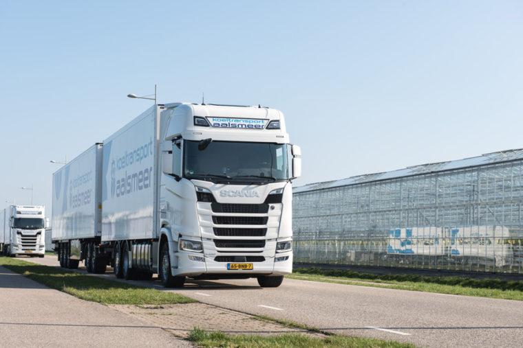 Koeltransport Aalsmeer