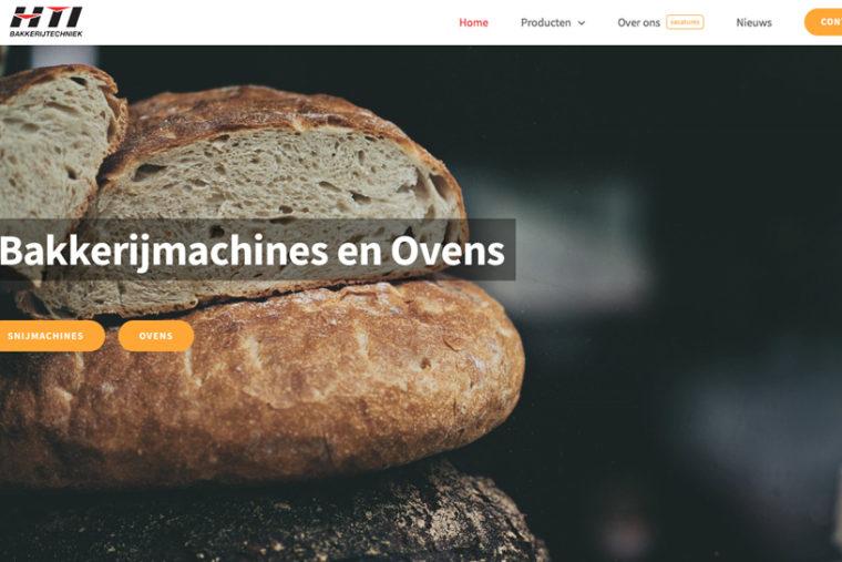 Bakkerijmachines en Ovens